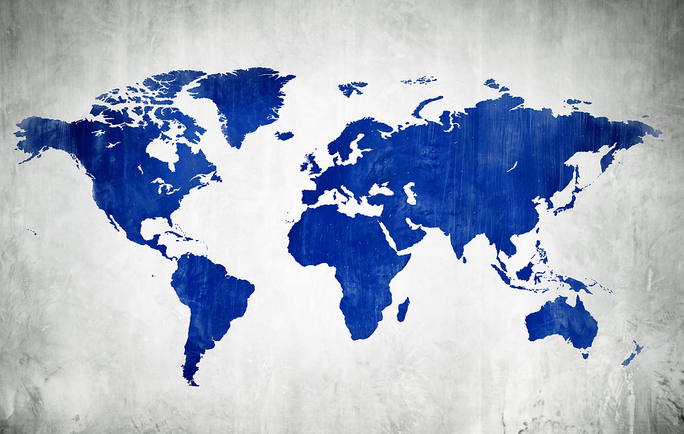 Blue World Map Painting On Concrete.jpg
