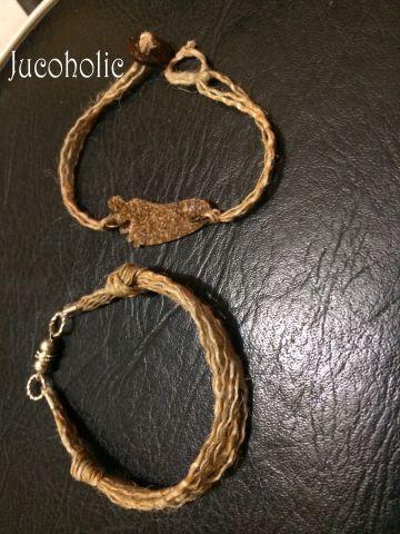 Jute Bracelets