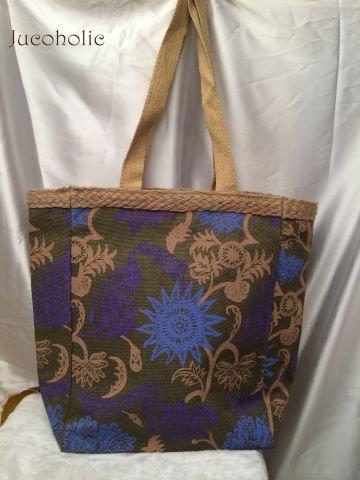 Flowery print Handbag
