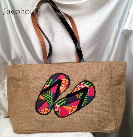 Slipper Handbag