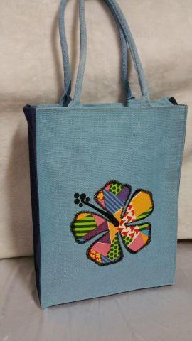 Flower Patchwork Handbag