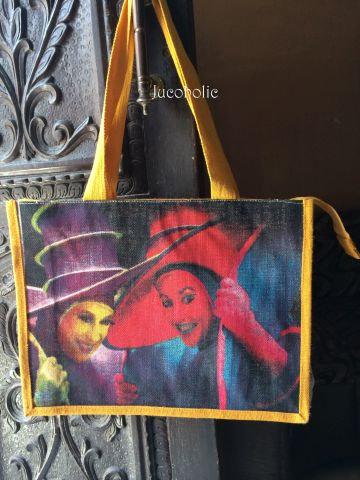 Circus themed Handbag