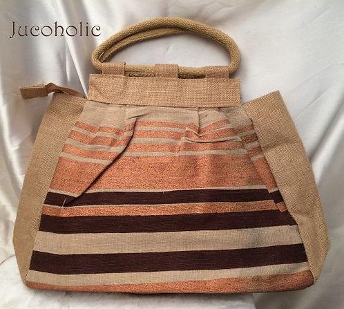 Jute Cotton Handbag