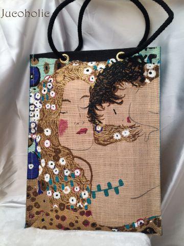 Portrait Handbag