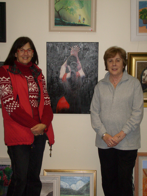 Taney Loft Art Group's 8th annual art exhibition
