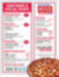 Pizza Works Corporate Specials