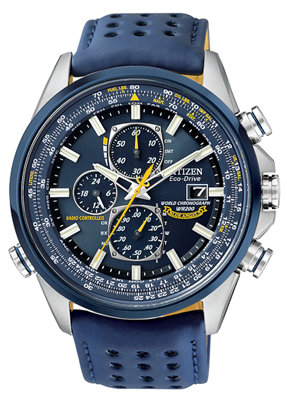 Blue Angels Chronograph AT
