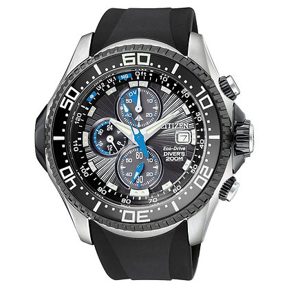 Citizen Promaster Depth Meter Chronograph