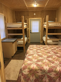 Bunkhouse Bedroom