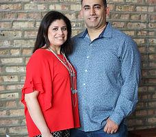 Celia & Tony Miranda