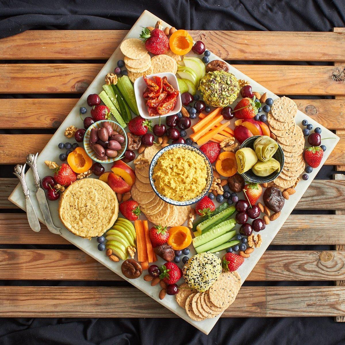 Vegetarian Temptation Package