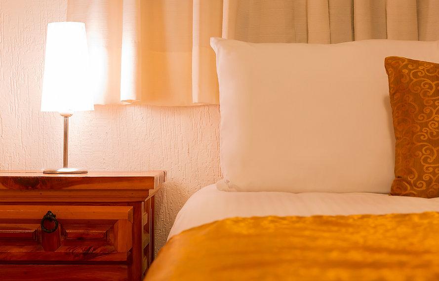 habitacion hotel casablanca
