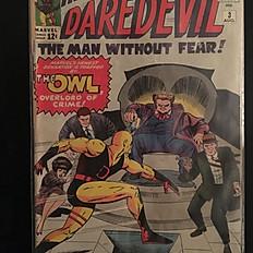 Daredevil 1st Series, Issue #3
