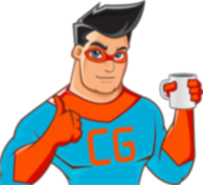 Comic Grind Man