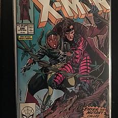 The Uncanny Xmen 266