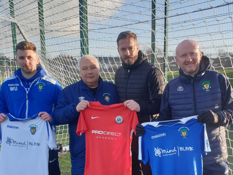DTFC Form Partnership With Pro Direct Academy
