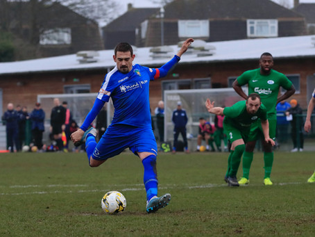 Blues Make it Two on the Bounce