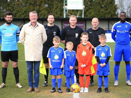 Experience The Difference As Kidlington Take The Points: