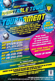 DTFC youth section tournament,