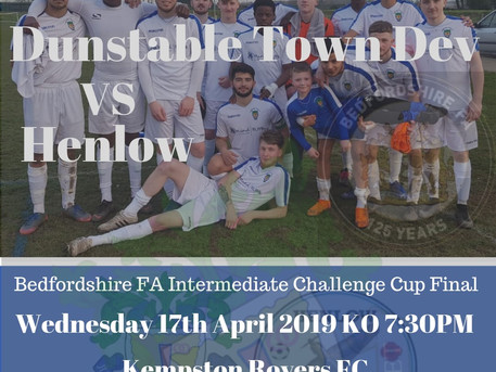 Cup Final.....