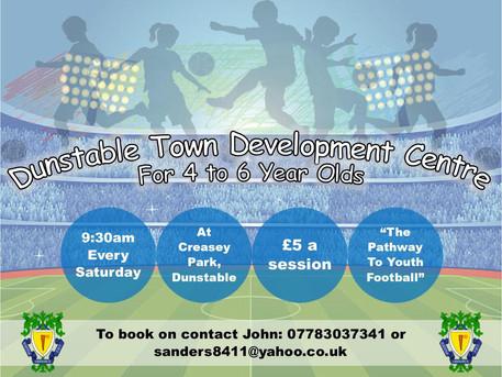 Dunstable Town Development Centre...