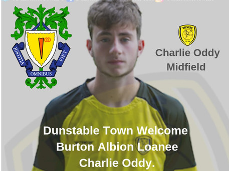 Welcome Charlie Oddy...