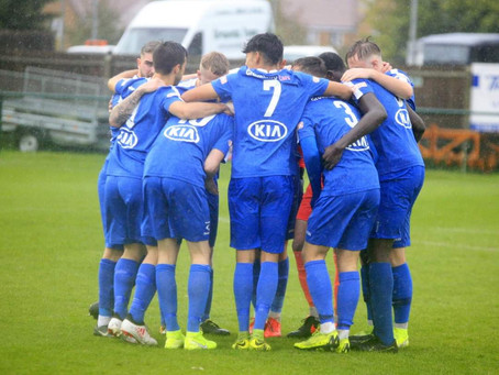 Blues All Square with Harpenden