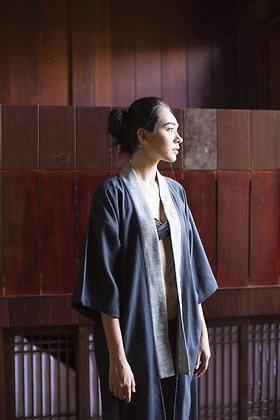 Long Fern Kimono