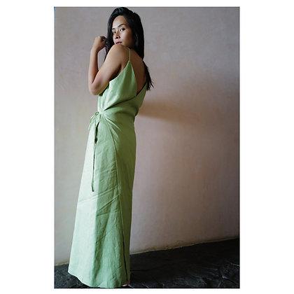 Sabine - summer wrap dress