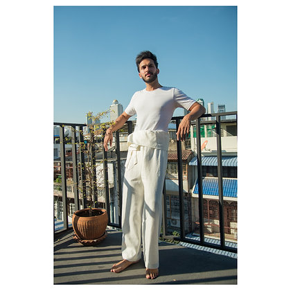 Oliver - classic fisherman pants