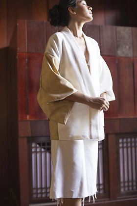 Short Noon Kimono