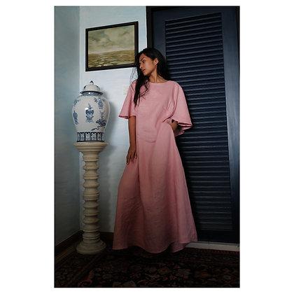 Rebecca - long flowing butterfly dress
