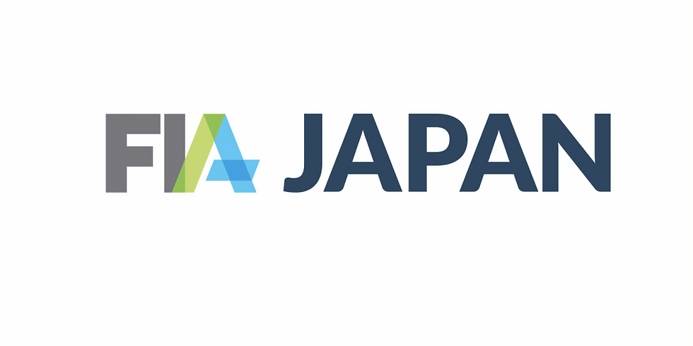 FIA ジャパン第33回年次総会 FIA Japan 33rd Annual General Meeting
