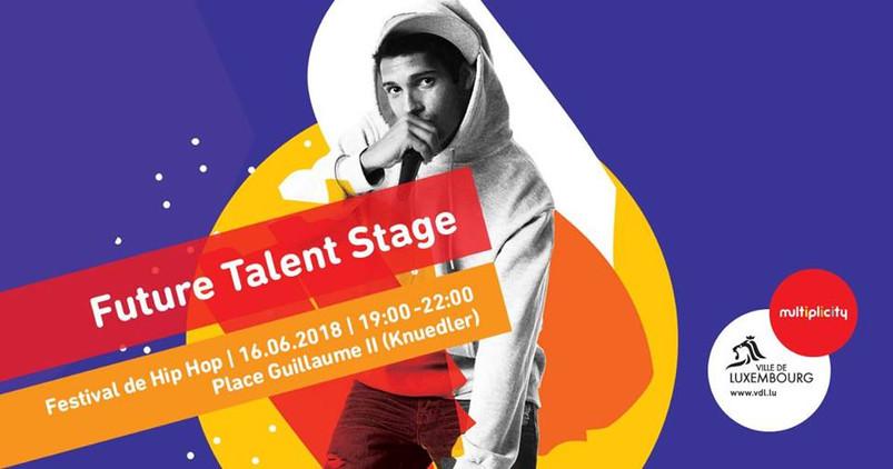 Future Talent Stage
