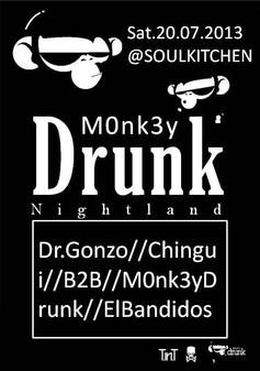 M0nk3y Drunk