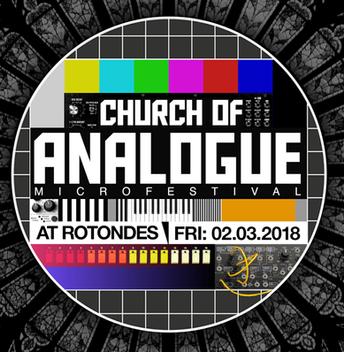 Church of Analogue