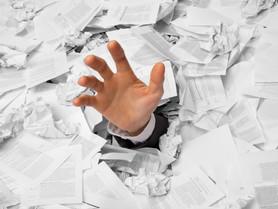 Documents administratifs à compléter et à signer