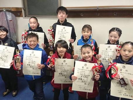 1月11日に青森県選手権が行われました。