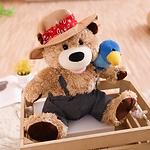 Electronic-Farm-Cowboy-Bear-Singing-Tedd