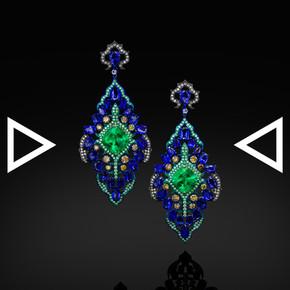 The Ottomen's Harem Earrings