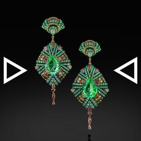The Pente-Pente Earrings