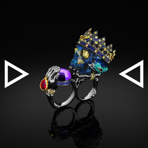 The King Cercyon Ring