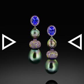 The Deco-Arte Earrings