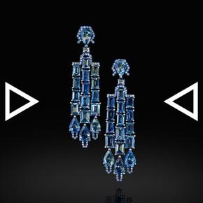 The Wave of Santa Maria Earrings