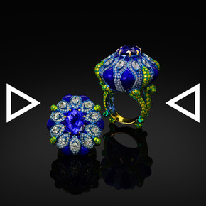 The Myth of Blue Lotus Ring