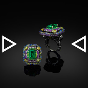 The Pierre d'acanthe Ring