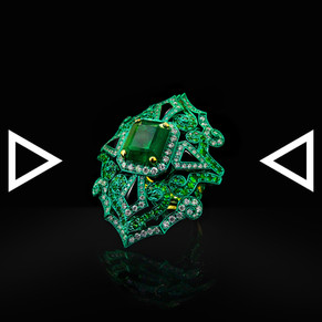 The Sheild of Anahata Ring