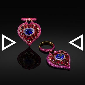 The Vein Amoris Ring