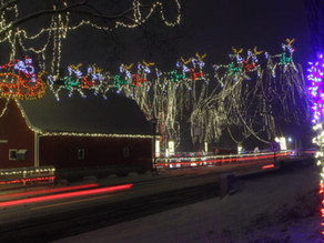 Transformer Repairs Complete After Weekend Power Outages at Kiwanis Holiday Lights