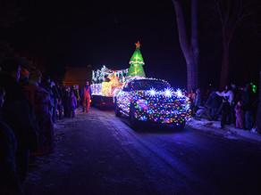 Sixth Annual Kiwanis Holiday Lights Parade to be held Friday, November 24